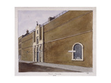 Fleet Prison  London  1805
