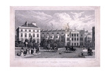 St Andrew's Place  Regent's Park  Marylebone  London  1828