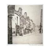 Duke Street  Chelsea  London  1873