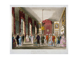 The Drawing Room in St James's Palace  Westminster  London  1809