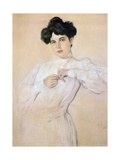Portrait of Maria Botkina  1905