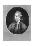 Edward Gibbon  18th Century British Historian