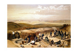 The New Works at the Siege of Sebastapol  Crimean War  1853-1856