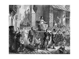 Festival of Reason  Paris  1793