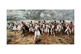 Scotland for Ever  the Charge of the Scots Greys at Waterloo  18 June 1815