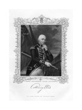 Cuthbert Collingwood  1st Baron Collingwood  British Admiral of the Royal Navy  19th Century