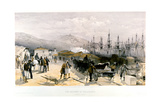 The Railway at Balaklava  1855-1856