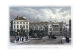 St Andrews Place  Regent's Park  London  1828