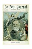 Louis Pasteur  French Chemist  1895