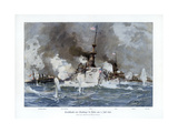 Battle of Santiago De Cuba  3 July 1898