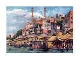 Benares  India  1857