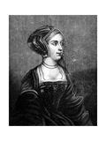Anne Boleyn  Second Wife of Henry VIII of England  19th Century