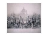 Dream City of Christopher Wren's Buildings  1842
