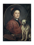 The Painter and His Pug   1745