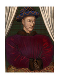 King Charles VII of France (1403-146)  C1445