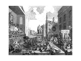 The Times  Plate II  C1762