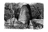 Ruins of Great Zimbabwe  Africa  1892