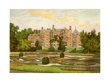 Sandringham  Norfolk  Home of the Prince of Wales  C1880