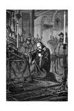 Galileo Galilei  Italian Astronomer and Mathematician Recanting  1633