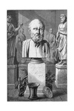 Hippocrates of Cos  Ancient Greek Physician  1866