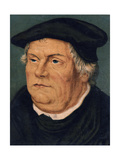 Martin Luther  16th Century German Protestant Reformer
