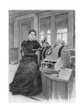 Dorothea Klumpke Roberts  American Mathematician and Astronomer  1903