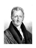 Thomas Robert Malthus  English Economist and Clergyman