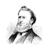 Brigham Young  American Mormon Leader  1877