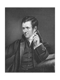 Humphry Davy  British Chemist  19th Century