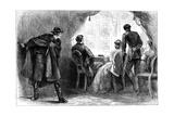 Assassination of President Lincoln  Washington DC  1865