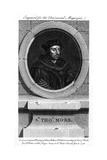 Sir Thomas More  Catholic English Lawyer  Writer  and Politician