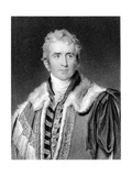 William Pitt Amherst  1st Earl Amherst of Arracan (1773-185)  British Statesman