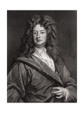 Charles Montagu  Earl of Halifax  English Poet and Statesman  1703-1710