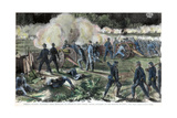 Battle of Cold Harbor  Virginia  American Civil War  3 June 1864