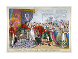 A Thousand Warm Receptions in the North  1823