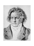 Ludwig Von Beethoven  German Composer  C1818-1822