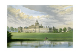 Castle Howard  Yorkshire  Home of the Earl of Carlisle  C1880