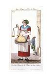 Butter Seller  1826