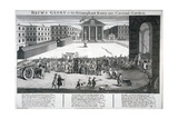 Rich's Glory or His Triumphant Entry into Covent-Garden  1732