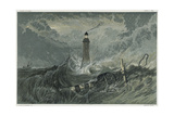 Third Eddystone Lighthouse  19th Century