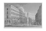 New Bridge Street  City of London  1810
