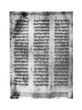 Hebrew Version of the Pentateuch  1926