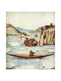 Eskimo Kayak  1590