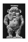 The God Bes  C350 BC