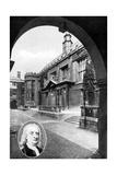 Trinity College  Cambridge  1926