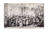 The Picadilly Nuisance  London  1818