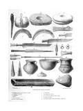 Gallic Utensils  1882-1884