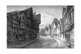 Friars' Street  Worcester  1893