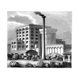 Sugar Refinery  Southampton  England  Which Opened in 1851