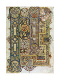 The Opening Words of St Mark's Gospel, 800 Ad Giclée